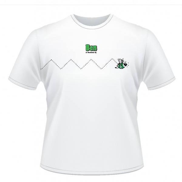 Vliegmethode Westland | T-shirt