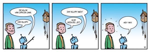 Voorbeeld strip Victor