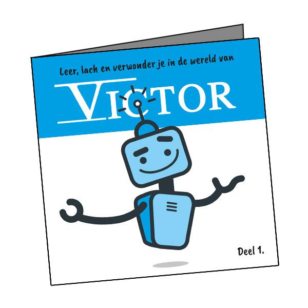 Victor boek cover